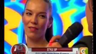 Download Lagu One on one with DJ Lady Style from France #10Over10 Gratis STAFABAND