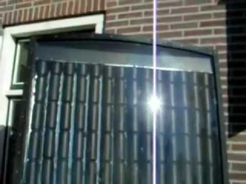 Солнечные коллекторы воздушные своими руками
