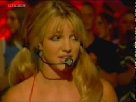 """...Baby One More Time""  Live Top Of The Pops 1999"