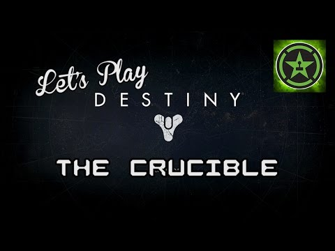 Lets Play - Destiny: The Crucible