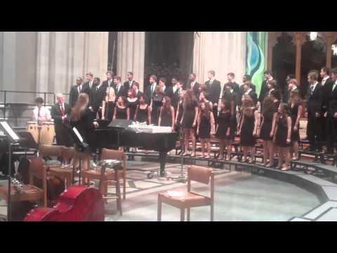 Maret School Concert Choir ISCF 2013