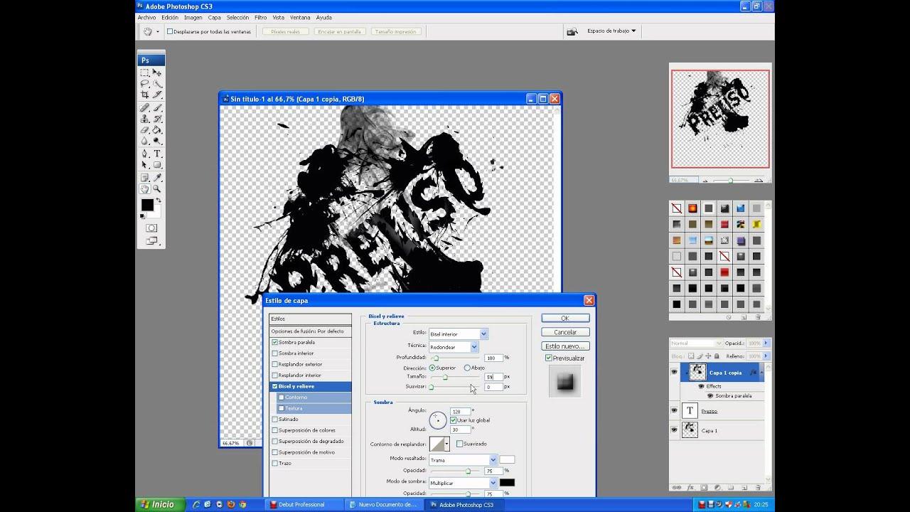 Salpicaduras Pinceles para Photoshop :: Brushes Download ...