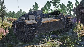 ◀War Thunder: Ground Forces - Stug Life