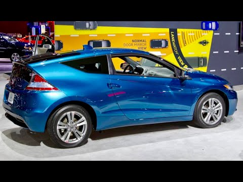 2013 Honda CRZ Review Demo Drive with Tips and Tricks