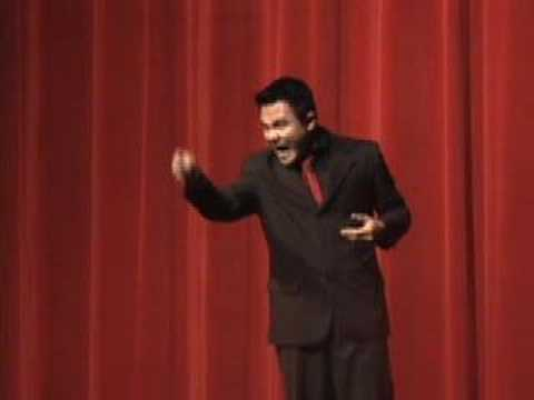 Speech: Dramatic Interpretation State Champion 2001