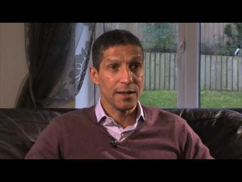 Chris Hughton Interview