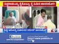 Ramesh Jarkiholi Meets Siddaramaiah & Inquires About His Health