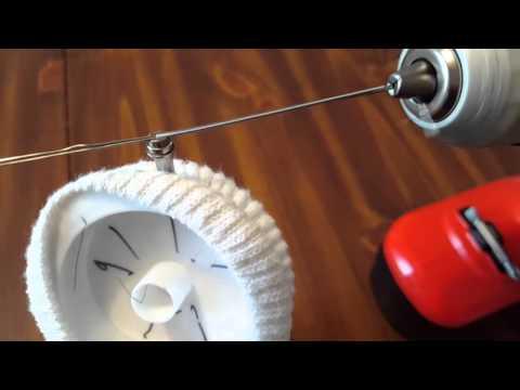 Auto-Claptonator (almost hands-free clapton wire!)