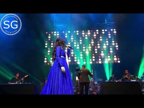 Shreya Ghoshal Sing Beri Piya And Dola Re Dola Live 2018