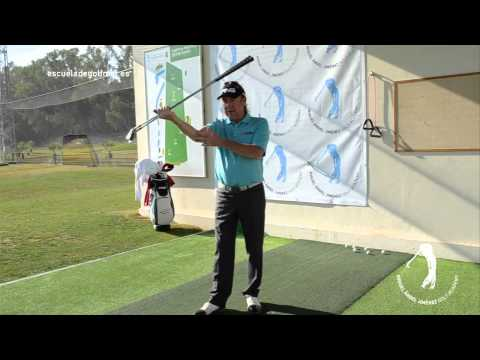 Miguel Ángel Jiménez Golf Academy - Los Estiramientos