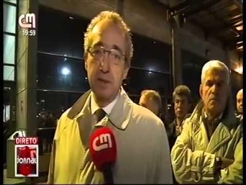 Homenagem a Eusébio | José Ribeiro e Castro à CMTV, 5-jan-2014