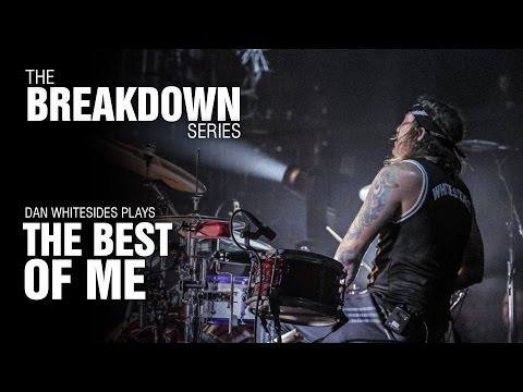 "Zildjian Artist Dan Whitesides plays ""The Best of Me"" from The Used's album ""Artwork"". Filmed at the House of Blues in Boston, MA. Subscribe! http://bit.ly/OQGuhk Facebook: http://www.facebook.com..."