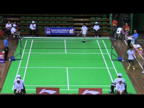 LI NING MSSM BADMINTON TOURNAMENT 2011