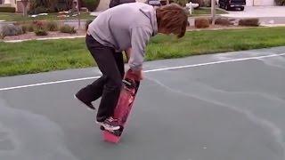 34 SUPER WEIRD SKATEBOARDING TRICKS | SKATE LIST EP 3