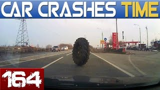 Car Crashes Compilation - Best of the Week - Episode #164 HD