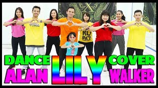 LILY ALAN WAKER - DANCE COVER - CHOREOGRAPHY BY DIEGO TAKUPAZ