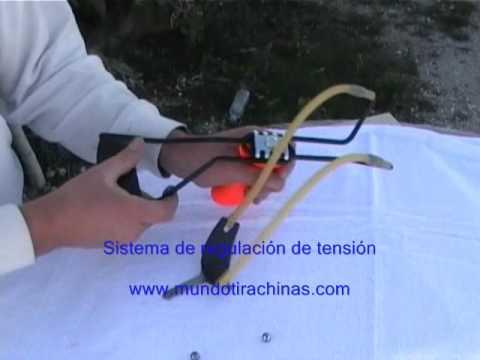 Tirachinas profesional  http://www.mundotirachinas.com
