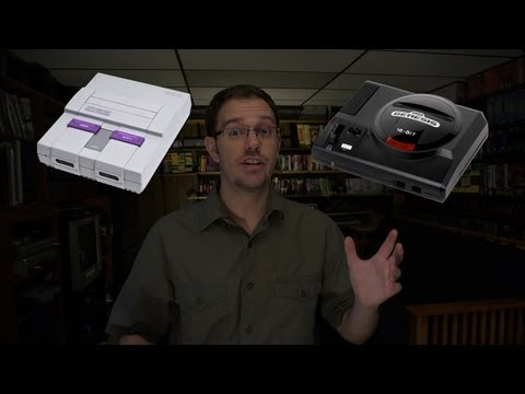 SNES VS. Sega Genesis (Part 1)