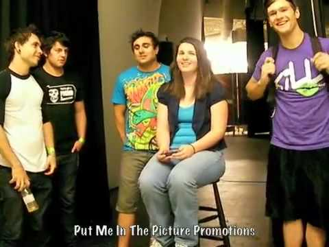 Fight Fair Interview (Put Me In The Picture Promotions) Video