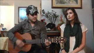 Angel Rocca y Núria Santaeugènia - Fuiste tú (Ricardo Arjona) COVER