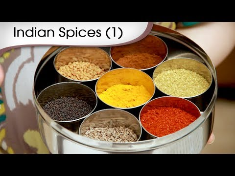 Indian Spices Introduction (Part 1) by Ruchi Bharani [HD]