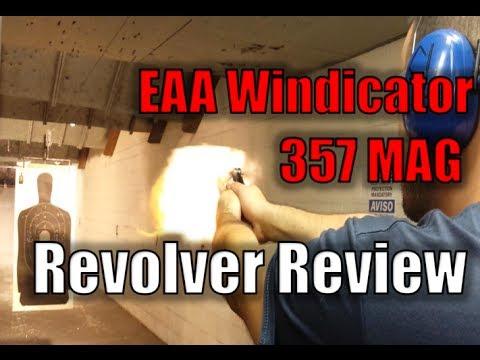 EAA Windicator 357 MAG Revolver Review