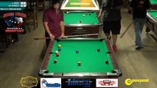 #7 - Joey GRAY vs Warren KIAMCO - Norris 9-Ball •2017