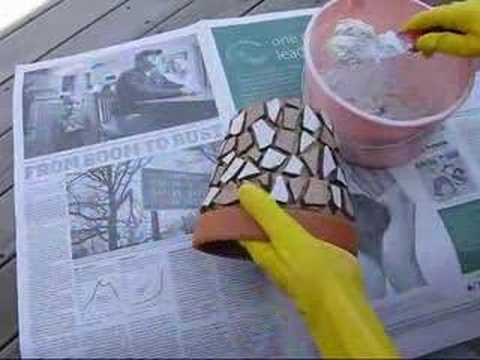 Craft Ideas Youtube on Diy Garden Crafts   Outdoor Decoration Ideas   Tutorial Roundup