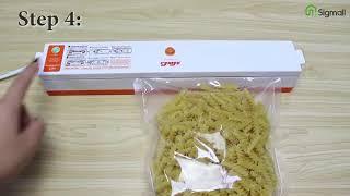 Food Vacuum Sealer Packing Machine