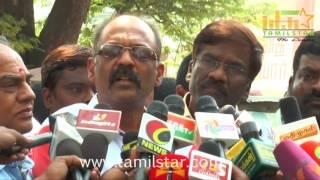 Cinematographer  P C Sreeram Complaint Against Former President FEFSI Siva