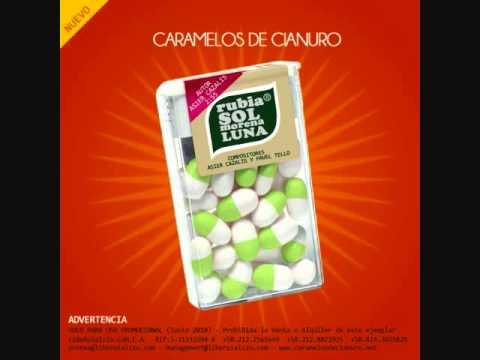 Caramelos De Cianuro - 2 Caras 2 Corazones