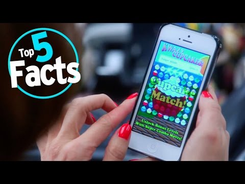 Top 5 Facts About Free to Play Mobile Games