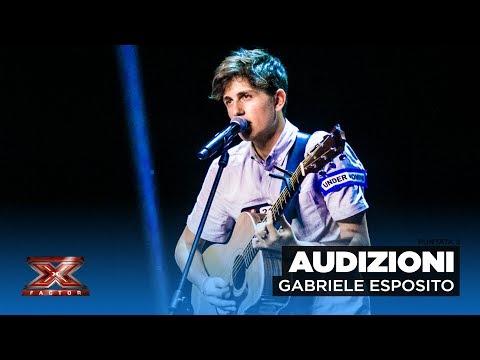 Il ritorno di Gabriele Esposito | Audizioni 2