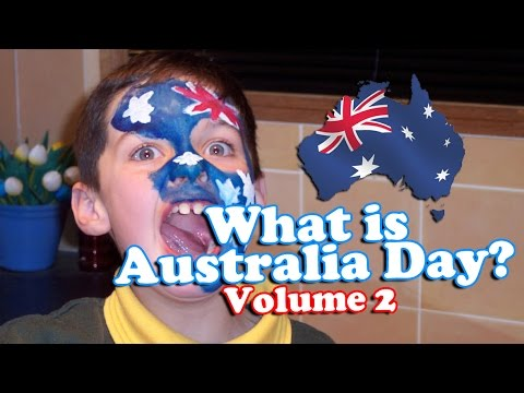 WHAT IS AUSTRALIA DAY? VOLUME 2