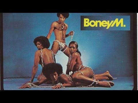 Boney M - Daddy Cool extended version with brass rare