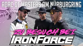 JP Performance - Zu Besuch bei Iron Force Racing | ADAC GT Masters Nürburgring