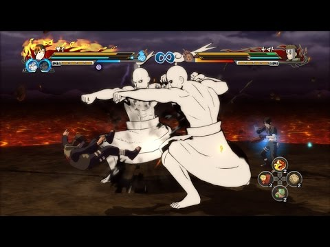 Naruto Shippuden Ultimate Ninja Storm Revolution - Over 100 New Screenshots video