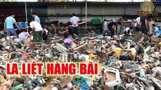 Thủ phủ của hàng Nhật bãi ở Hà Nội và những trăn trở