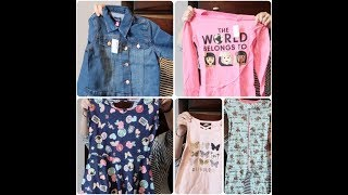 The Children's Place Clothing Haul! + Wal-Mart!