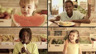 Dàmaris Gelabert - Fruites i verdures (Videoclip oficial)