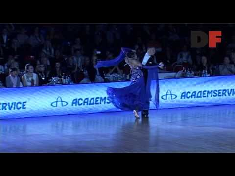 Grand Slam quickstep Коновальцев Сергей Коновальцева Ольга
