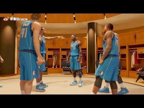 【布鲁】迈克尔乔丹豪取20+5+5!球队新领袖!NBA2K15生涯模式(5)