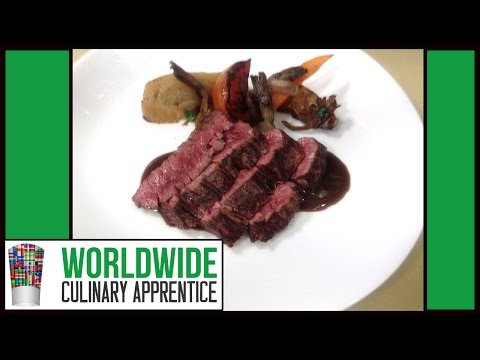 How to Grill Skirt Steak. How to cook a Steak. Comment Griller un Steak. How to use a Grill.