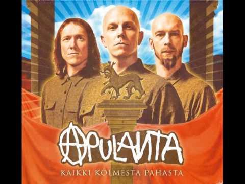 Apulanta - Mä Haluun Vaan Rakastaa