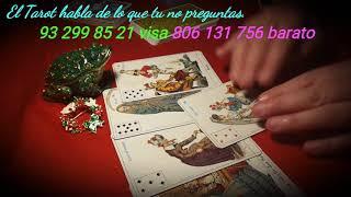 El Tarot habla de lo que tu no preguntas.Videntesdesdecasa.com 93 299 85 21 visa 5€/10m y 806 barato