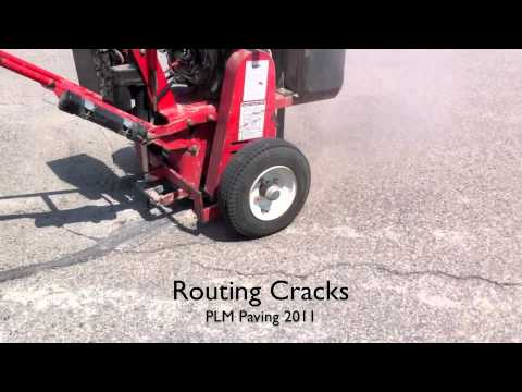 Routing Cracks