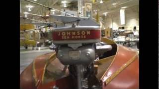 Penn Yan Boats Johnson Sea Horse Outboard Motor