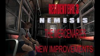 RESIDENT EVIL 3 - Extreme Nightmare - The Mercenaries Mode 2018 Edition