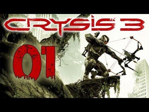 Crysis 3 en Español 01 Primeros minutos