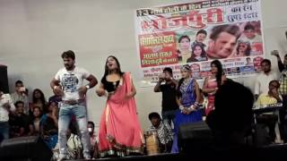 Khesari Lal N Kajal Raghawani Sarso Ke Sagiya song New HD stage Show very Good Video
